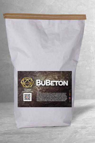 BuBeton Beton Saksı Harcı Profesyonel Hobi Harç 25 kg