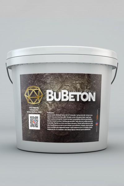 BuBeton Beton Saksı Harcı Profesyonel Harç 10 kg