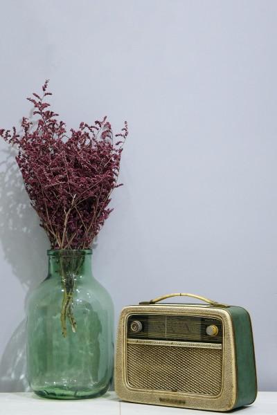 Şoklanmış Kuru Çiçek Mor Deniz Otu Tatarika Demeti 110 g